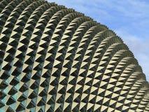 Singapore Esplanade Fotografering för Bildbyråer