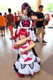 Singapore: Eventi di cosplay Immagini Stock