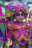 2018 Chingay parade. SINGAPORE - FEB 24 : Participant in the Chingay parade in Singapore on February 24 2018. The Chingay is an annual street parade and it is Royalty Free Stock Images