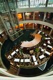 Singapore. Shopping center at Marina Bay Sands Resort Royalty Free Stock Photography