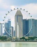 Singapore Ferries Wheel Royalty Free Stock Photo
