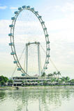 Singapore Ferris Wheel Royalty Free Stock Photography