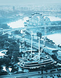 Singapore Ferris Wheel Royalty Free Stock Images