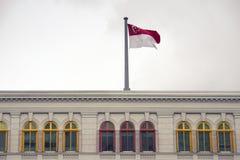 Singapore Flag Stock Photos