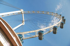 Singapore Flyer. Stock Photos