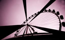 Singapore Flyer Stock Photos
