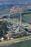 Singapore Flyer Royalty Free Stock Photos