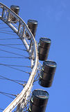 Singapore Flyer Cabin Royalty Free Stock Photography