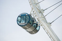 Singapore Flyer - gondola Stock Images