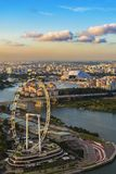 Singapore Flyer Royalty Free Stock Image