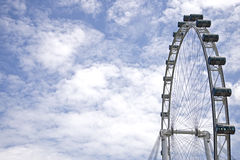 Singapore Flyer Royalty Free Stock Photo
