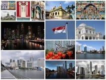 Singapore foto Arkivbild