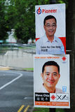 Singapore GE 2011 Royalty Free Stock Images