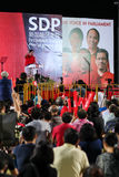 Singapore General election 2015 SDP Rally Stock Image