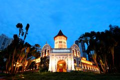 Singapore Goodwood Park Hotel Stock Photography