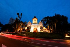 Singapore Goodwood Park Hotel Royalty Free Stock Images