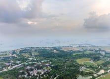 Singapore havsport Royaltyfri Foto