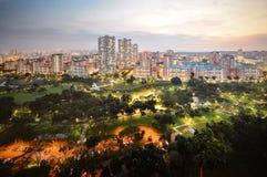 Singapore Heartland by Ng Guan Shyh Stock Images