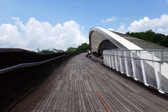 Singapore Henderson wave bridge Royalty Free Stock Image