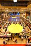 Singapore: Het winkelen Stock Foto's