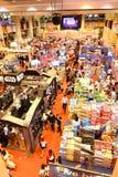 Singapore: Het winkelen Stock Afbeeldingen