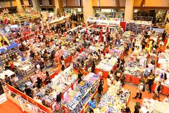 Singapore: Het winkelen Royalty-vrije Stock Afbeeldingen