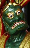 Singapore: Hock chinês Keng de Thian do templo Fotos de Stock