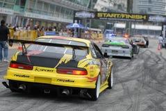 Singapore - Jun 11: Formula DRIFT ASIA Pro Royalty Free Stock Photography