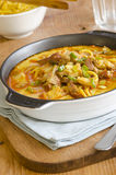Singapore Laksa Soup Royalty Free Stock Photo