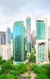 Singapore life Stock Photo