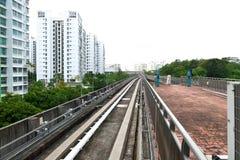 Singapore : Light Railway Transit (LRT) Stock Images