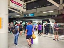 Singapore : Light Railway Transit LRT Stock Image
