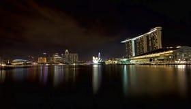 singapore linia horyzontu Zdjęcia Royalty Free