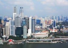 singapore linia horyzontu Obraz Royalty Free