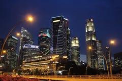 singapore linia horyzontu Obraz Stock