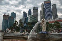Singapore Lion Stock Photography