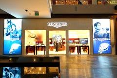 Singapore: Longines Stock Photography