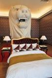 31 Singapore-MAART: Marina Bay Sands Resort Hotel op Mar 31, Stock Fotografie