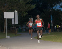 Singapore Marathon 2008 Stock Photos