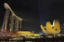 Singapore Marina Bay Royalty Free Stock Images
