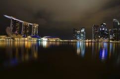 Singapore Marina Bay Royalty Free Stock Image