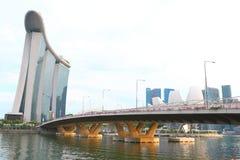 Singapore Marina Bay Sand Immagine Stock