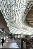 Singapore Marina Bay Sands Arkivbild