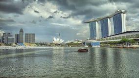 Singapore Marina Bay Sands Royalty Free Stock Photos