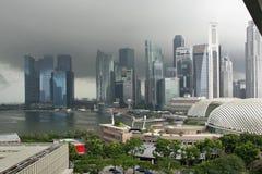 Singapore Marina Stock Images