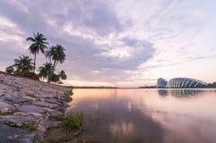 SINGAPORE - Mars 12 Royaltyfri Bild