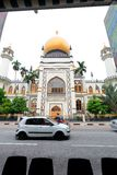 Singapore:Masjid Sultan Singapura Mosque Royalty Free Stock Photo