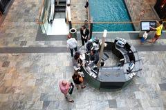 Singapore: MBS arkivfoton