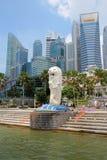 Singapore Merlion Royalty Free Stock Photos
