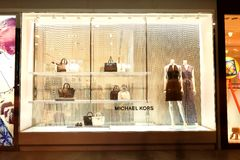 Singapore: Michael Kors Stock Photo